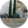 murets pierres sèches Alès Gard