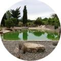 conception de bassins et plans d'eau Alès