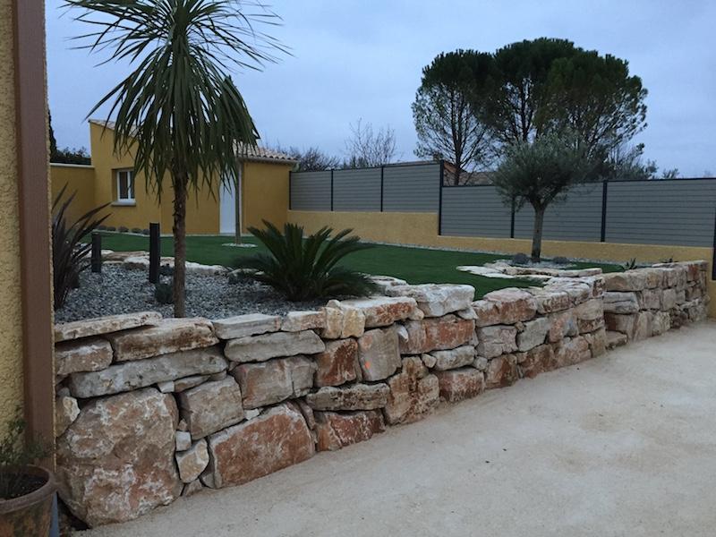 aménagement de jardins Bagard